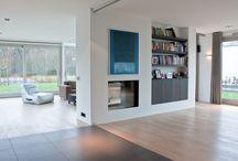 Nieuwbouw villa te Tilburg / Vloeren geleverd en geinstalleerd door MoreFloors - Vloeren Breda