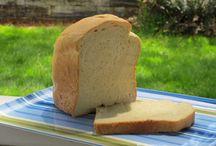 Bread / by Kristi Hallahan Svec