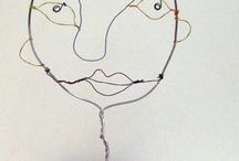 Portret / Kunstlessen