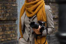 giant scarves