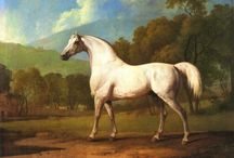 D.W.C. Horses - George Stubbs / George Stubbs (25 August 1724 – 10 July 1806) was an English painter, best known for his paintings of horses. Stubbs was born in Liverpool, the son of a currier and leather merchant. Information on his life up to age thirty-five is sparse, relying almost entirely on notes made by fellow artist Ozias Humphry towards the end of Stubbs's life. Stubbs worked at his father's trade until he was 15 or 16.