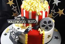 Uncle's Movie 70th Cake. 16