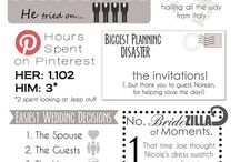 Ideas for the wedding