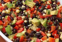 Healthy Lunch/Salad Ideas