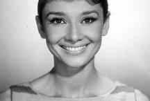 Audrey Hepburn / by Christiana Chagas