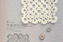 Virkkaus ja neulonta / Crochet, knitting patterns and ideas. Virkkuu ja neulonta ideoita.