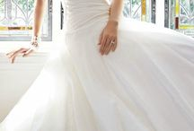 wedding dresses! / by Val Moreno