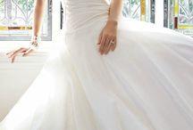 wedding dresses!
