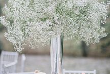 Déco wedding / Inspirations pour décoration du mariage