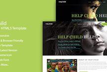 Charity & Crowdfunding Template