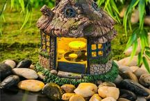DIY Fairy House