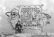 CALIGRAFFITI -TAGS / Caligraffiti, tags, tipography, lettering, pixacao, tagging, cholo graffiti, flecheros, graffiti autoctono madrileño, graffiti-gangs, vandalism, vandal / by Dr. Hofmann 27