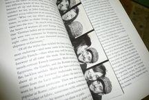 DIY Bookmark me! :)