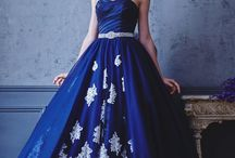 HANA's color dress