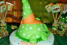 Bolo de Dinossauro por Ana Barros / Bolo de Dinossauro por Ana Barros Bolos para o Aniversário do Dudu!