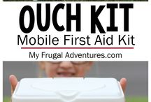 ROUGHING{IT} / Camping family adventures