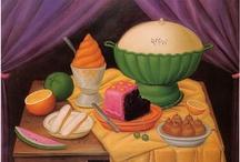 Овощи-фрукты. Натюрморт / Ярко