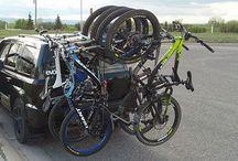 bagazniki na rowery