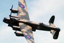 WW II Bombers
