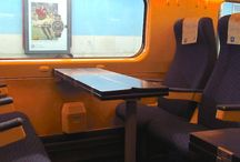 Viajando de trem em Portugal