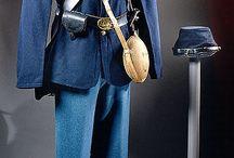 American civil war uniforms