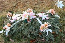 Grave Decorating / by Patti Frank