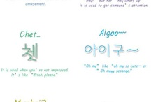 Learning Hangeul