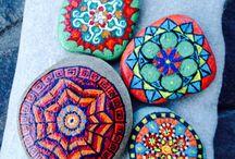 Steinkunst by Heni / Painted rocks