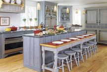 Eating In - Fabulous Kitchens