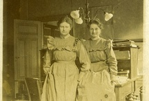 history, FEMAL LIFE / Genealogy
