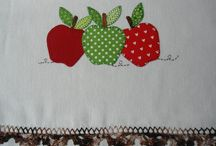 applique frutta