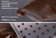 chocolate tips