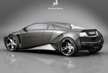 Dream Cars / by Antonio Manfredonio
