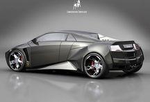 Dream Cars / by Antonio Manfredonio