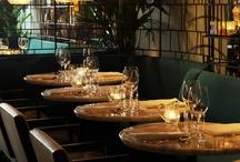 Paris - Restaurants / Restaurants in Paris / by Ghislain Touraine