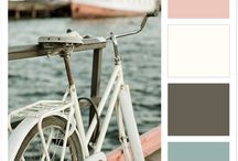 Color Palettes / by Kim Murphy