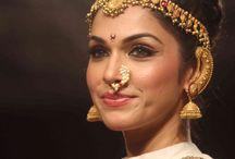 Maharashtrian, Indian Wedding / Clothes, traditions, decor at Maharashtran weddIngs.