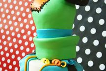 Mickey Mouse Birthday Party Ideas / by Ashley S