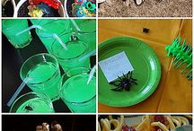 Dillon's bug party / by April Walker Poling