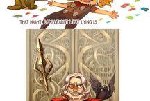 Loki i Thor