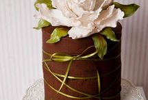 Wedding Cake Brown / by Satin Ice