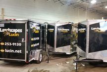 Car and Truck Graphics / Pictures of Car and Truck Graphics Burry Signs produced and installed
