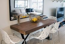 small dinning spaces