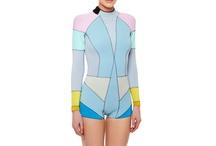 Swim Suits / by Kelly Ward-Klepec