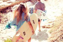 beach bum wanna be / by Meggie Kecskes