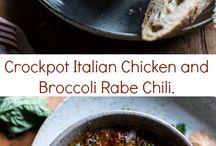 Cook crockpot