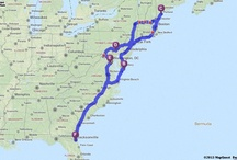 East Coast Road Trip!