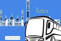 Lucknow To Delhi Online Bus Tickets