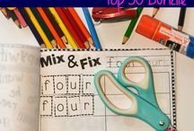 Sight Words / Sight word activities for the K-2 classroom.