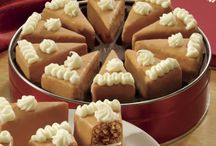 Desserts to Fall For / These delectable desserts are back to warm the chilly nights of fall! www.swisscolony.com